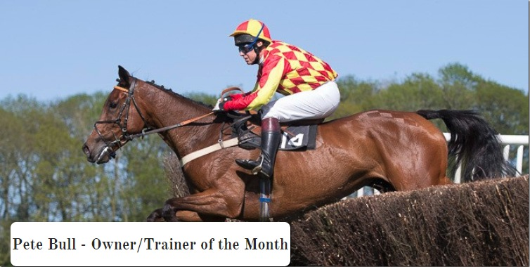Owner-Trainer of the Month – Pete Bull from the South East